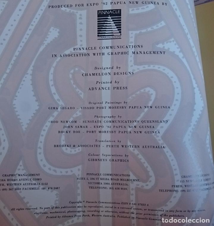 Libros de segunda mano: PAPUA NUEVA GUINEA - El Dorado del Pacífico Sur - Foto 4 - 159049526