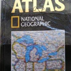 Libros de segunda mano: ATLAS NATIONAL GEOGRAPHIC INDICE DE TOPONIMOS Nº 14. Lote 82491048