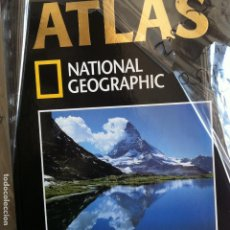 Libros de segunda mano: ATLAS NATIONAL GEOGRAPHIC DICCIONARIO GEOGRAFICO A/B Nº 15. Lote 82560980