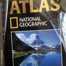 Libros de segunda mano: ATLAS NATIONAL GEOGRAPHIC DICCIONARIO GEOGRAFICO A/B Nº 15. Lote 82561268