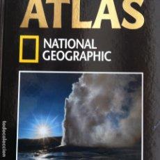 Libros de segunda mano: ATLAS NATIONAL GEOGRAPHIC DICCIONARIO GEOGRAFICO F/K Nº 17. Lote 82561592
