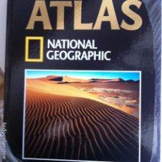 Libros de segunda mano: ATLAS NATIONAL GEOGRAPHIC DICCIONARIO GEOGRAFICO C/E Nº 16. Lote 82561920