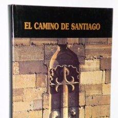 Libros de segunda mano: EL CAMINO DE SANTIAGO DE LOS PIRINEOS A FINISTERRE. Lote 83458344