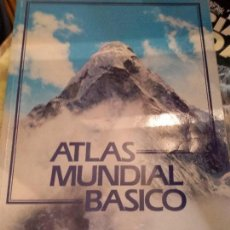 Libros de segunda mano: ATLAS MUNDIAL BÁSICO -PLANETA AGOSTINI. Lote 83882676