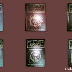 Libros de segunda mano: 6 LIBROS SOBRE CALAHORRA -LA RIOJA- ESCRITOS POR MARTINEZ SAN CELEDONIO Y RINCON ALONSO. Lote 84134456