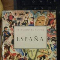 Libros de segunda mano: EL MUNDO EN COLOR. Lote 84623655