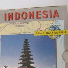 Libros de segunda mano: INDONESIA. GUIA DE VIAJE DE DEBBIE MARTYR (KONEMANN). Lote 84640336