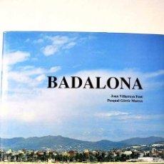 Libros de segunda mano: LIBRO GRANDE - BADALONA -REFHAULDEPU. Lote 85151668