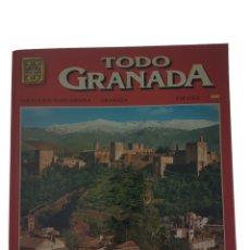 Libros de segunda mano: TODO GRANADA - VARIOS AUTORES. Lote 85419394