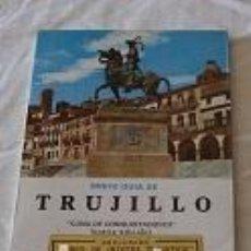 Libros de segunda mano: BREVE GUIA DE TRUJILLO. Lote 85645124