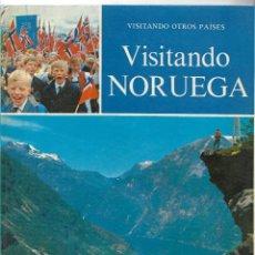 Libros de segunda mano: VISITANDO NORUEGA - ED. MOLINO BARCELONA 1974 - TAPA DURA VISITANDO OTROS PAISES. Lote 86326244