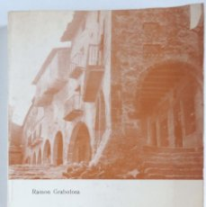 Livros em segunda mão: SANTA PAU I LA SEVA BARONIA - AUTOR: RAMON GRABOLOSA - ED.MONTBLANC 1971. Lote 86490744