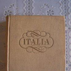 Libros de segunda mano: ITALIA. DORÉ OGRIZEK. EDICIONES CASTILLA, 1950.. Lote 86864324