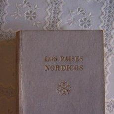 Libros de segunda mano: LOS PAÍSES NÓRDICOS. DORÉ OGRIZEK. EDICIONES CASTILLA, 1ª EDICIÓN, 1952.. Lote 86865508