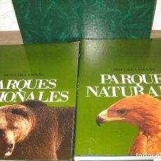 Libros de segunda mano: DESCUBRA ESPAÑA. PARQUES NACIONALES. CLUB INTERNACIONAL DEL LIBRO 1992. TAPA DURA CON SOBRECUBIERTA.. Lote 86873068