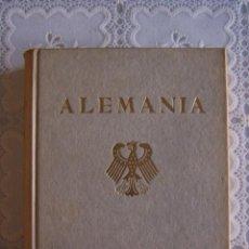 Libros de segunda mano: ALEMANIA. DORÉ OGRIZEK. EDICIONES CASTILLA, 1ª EDICIÓN, 1958.. Lote 86877000