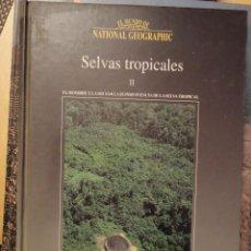 Libros de segunda mano - Selvas tropicales II El hombre y la selva - La supervivencia en la selva tropical - 87618400