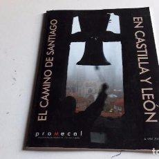 Libros de segunda mano - EL CAMINO DE SANTIAGO EN CASTILLA Y LEON.. - 87821780