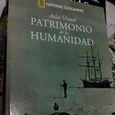 Libros de segunda mano: ATLAS VISUAL PATRIMONIO DE LA HUMANIDAD - 24 - MEMORIA DEL MUNDO (NATIONAL GEOGRAPHIC, 2008) -ESCASO. Lote 88378376