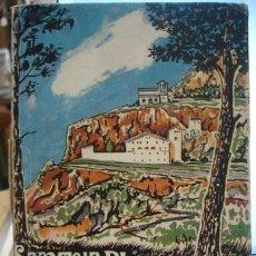 Libros de segunda mano: SANTUARI DE NOSTRA SENYORA DE MONTGRONY - PORTAL DEL COL·LECCIONISTA *****. Lote 88548472