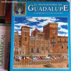 Libros de segunda mano: EL MONASTERIO DE GUADALUPE. Lote 88741690