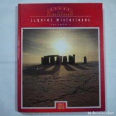 Second hand books - ATLAS DE LO EXTRAORDINARIO. LUGARES MISTERIOSOS VOLUMEN 1 - EDICIONES DEL PRADO - 1992 - 89101264