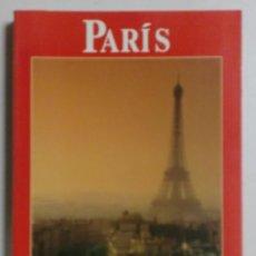 Libros de segunda mano: PARÍS - LOS LIBROS DEL VIAJERO - EL PAIS AGUILAR. Lote 89330340
