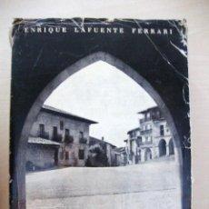 Libros de segunda mano: EL LIBRO DE SANTILLANA--ENRIQUE LAFUENTE FERRARI. Lote 89492100