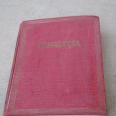 Libros de segunda mano: ANDALUCIA - GUIAS DE ESPAÑA - JOSE MARIA PEMAN.1ª. EDICION 1958. Lote 89855632