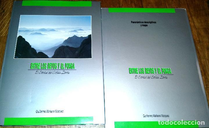 Libros de segunda mano: entre los beyos y el ponga el cordal del collau zorru / guillermo mañana vazquez - Foto 4 - 89862884