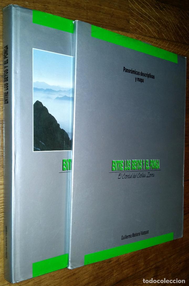 Libros de segunda mano: entre los beyos y el ponga el cordal del collau zorru / guillermo mañana vazquez - Foto 10 - 89862884