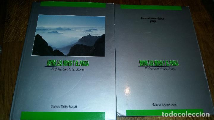 Libros de segunda mano: entre los beyos y el ponga el cordal del collau zorru / guillermo mañana vazquez - Foto 11 - 89862884
