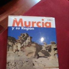 Libros de segunda mano: MURCIA Y SU REGIÓN EVEREST 192 PÁG 250 FOTOGRAFÍAS ISMAEL GALIANA AQUILES LÓPEZ. Lote 90884157