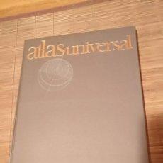 Libros de segunda mano: ATLAS UNIVERSAL. CIRCULO DE LECTORES AÑO 1970 1ª EDICION ED. LABOR. Lote 90916055