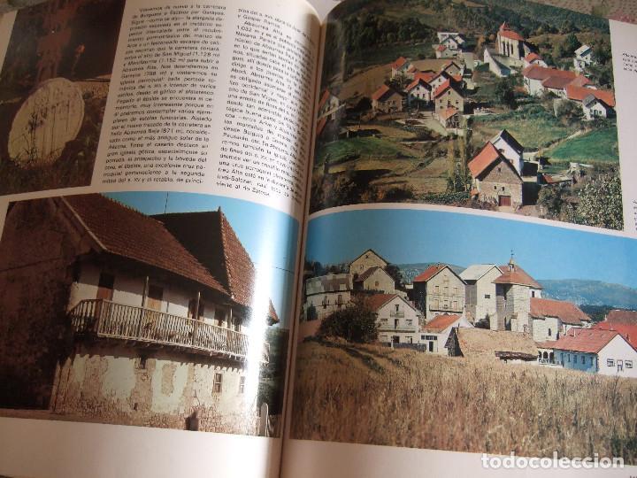 Libros de segunda mano: ITINERARIOS POR NAVARRA - MONTAÑA PAMPLONA - 1979 SALVAT - 198 PAGINAS - TAPAS DURAS - Foto 4 - 91011230