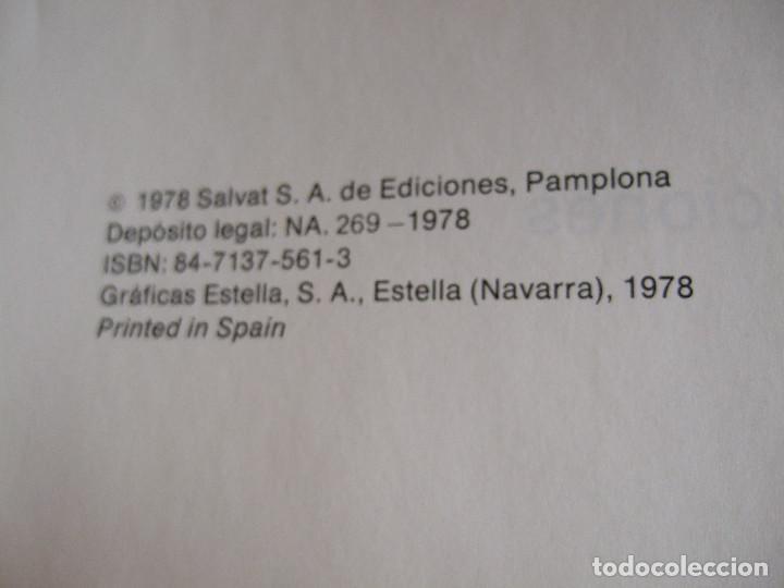 Libros de segunda mano: ITINERARIOS POR NAVARRA - ZONA MEDIA Y RIBERA - 1978 SALVAT - 166 PAGINAS - TAPAS DURAS - Foto 2 - 91011665
