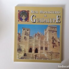 Libros de segunda mano: REAL MONASTERIO DE GUADALUPE / SEBASTIAN GARCIA. Lote 93030085