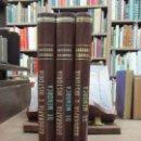 Libros de segunda mano: GEOGRAFÍA E HISTORIA DE MENORCA. J. MASCARÓ PASARIUS. 3 VOLS. 1980-1982. DEDICATORIA DE MASCARÓ.. Lote 93244450