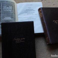 Libros de segunda mano: VIDAS DE LOS NAVEGANTES, CONQUISTADORES Y COLONIZADORES ESPAÑOLES DE LOS SIGLOS XVI, XVII Y XVIII. . Lote 93247375