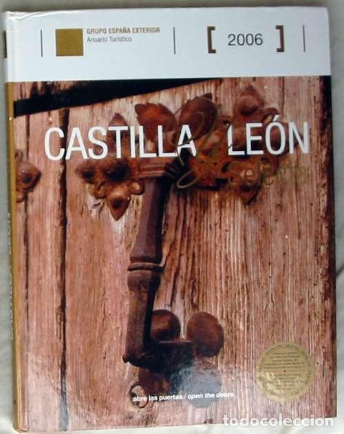 CASTILLA Y LEÓN SELECTA - ANUARIO TURÍSTICO 2006 - VER INDICE Y FOTOS (Libros de Segunda Mano - Geografía y Viajes)