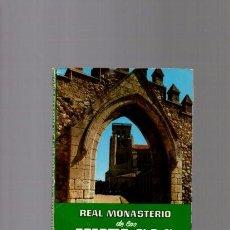 Libros de segunda mano: BURGOS - REAL MONASTERIO DE LAS HUELGAS - ED. PATRIMONIO NACIONAL 1961. Lote 94436250