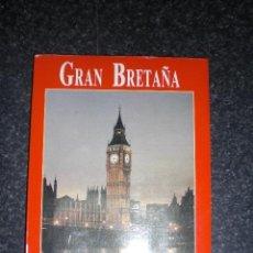 Libros de segunda mano: GRAN BRETAÑA GUIA DEL VIAJERO EL PAÍS AGUILAR 1988. Lote 94744859