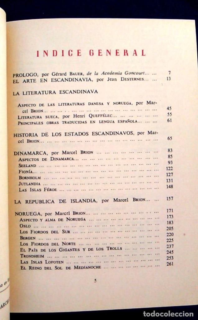 Libros de segunda mano: El mundo en color. Los países nórdicos. Dinamarca, Noruega, Suecia y Finlandia. Ediciones Castilla. - Foto 4 - 94756463