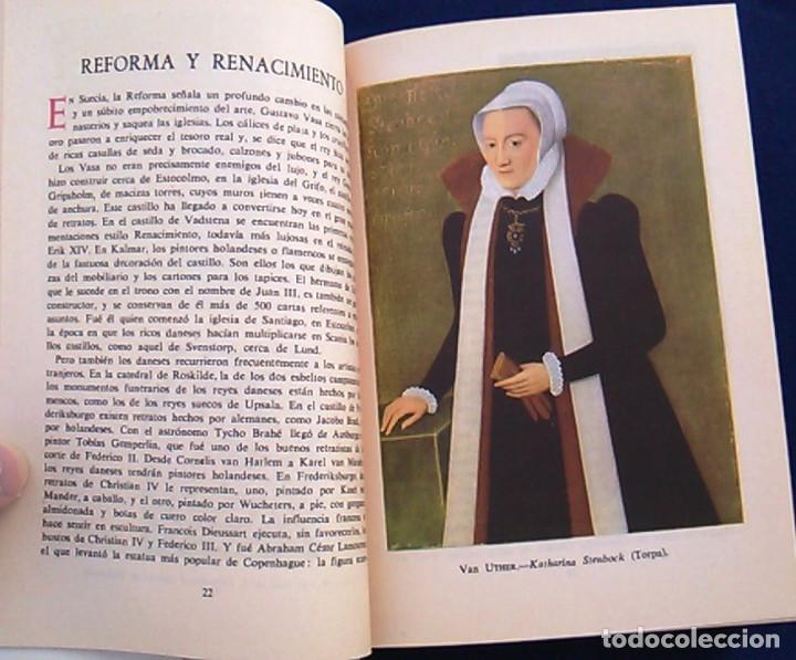 Libros de segunda mano: El mundo en color. Los países nórdicos. Dinamarca, Noruega, Suecia y Finlandia. Ediciones Castilla. - Foto 7 - 94756463