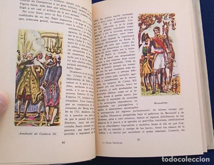 Libros de segunda mano: El mundo en color. Los países nórdicos. Dinamarca, Noruega, Suecia y Finlandia. Ediciones Castilla. - Foto 8 - 94756463