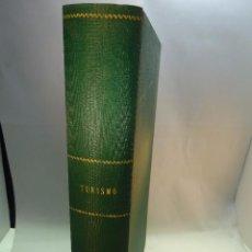 Libros de segunda mano: GRAN COLECCIÓN DE REVISTAS NOTICIARIO TURÍSTICO - 26 NÚMEROS ENCUADERNADOS - 1965/1971 - MADRID -. Lote 95165295