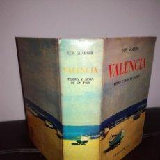 Libros de segunda mano: LUIS GUARNER - VALENCIA - ESPASA CALPE, 1974 - FOTOS - BUEN ESTADO. Lote 95408987