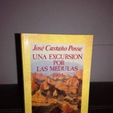 Libros de segunda mano: JOSÉ CASTAÑO POSSE - UNA EXCURSIÓN POR LAS MÉDULAS - ESPASA CALPE, 1991 - FACSÍMIL - RARO. Lote 95409459