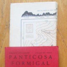 Libros de segunda mano: PANTICOSA FORMIGAL GUIA TURISTICA EDITORIAL ALPINA. Lote 95425507