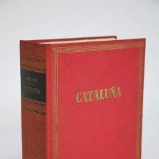 Libros de segunda mano: LIBRO ILUSTRADO - CATALUÑA. GUÍAS DE ESPAÑA. JOSÉ PLA - ED. DESTINO, 1963. Lote 95669927